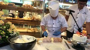cuisine test馥 馥漫與日本電視甜點冠軍宮本老師聯手推出母親節蛋糕