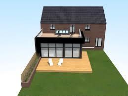 photos d extension de maison extension d u0027une maison individuelle à jeumont amiot arnoux