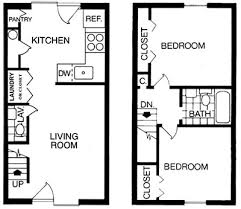 town house floor plans 1 2 and 3 bedroom apartments in raleigh nc floor plans