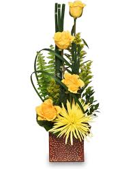 flowers arrangement as as gold flower arrangement in sallisaw ok violet s