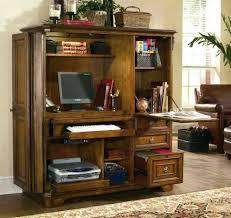 Small Computer Desk Wood Small Computer Armoire Desk U2013 Abolishmcrm Com