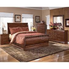 wilmington sleigh bedroom set signature design by ashley furniture