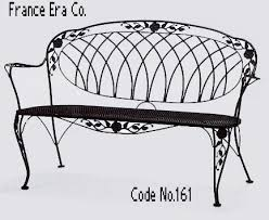 Wholesale Benches Indoor Wrought Iron Benches Cast Outdoors Furniture Wholesale