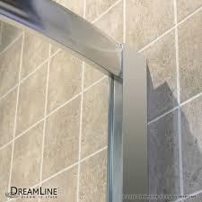 dreamline showers prime sliding shower enclosure