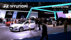 hyundai motor at 2017 frankfurt motorshow best of youtube