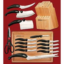 walmart kitchen knives miracle blade iii 17 knife set 60 walmart cookware