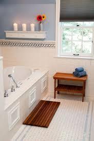 Teak Bath Mat Bathrooms Teak Bath Mat 7 Bath Mat Ideas To Make Your Bathroom