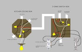 beautiful how to wire a two switch light contemporary electrical