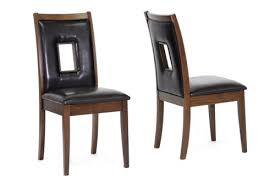 elegant leather dining room chairs u2013 plushemisphere