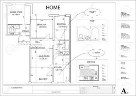 how to draw building plans uncategorized draw a house plan in nice 48 new drawing house plans