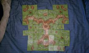 Carcassonne Carcassonne Puzzle What Is The Highest Scoring City You Can Build