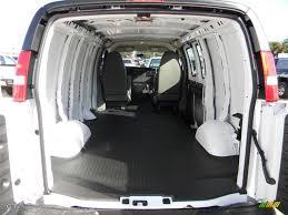 2012 chevrolet express 1500 cargo van interior photo 59017268