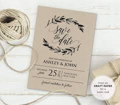 free rustic wedding invitation templates illustrator wedding invitation template best 25 free invitation