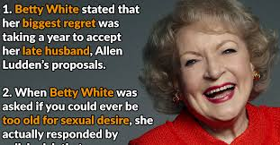 Betty White Meme - 32 little known facts about betty white rad beaver