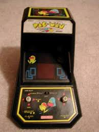 Pacman Game Table by Coleco Mini Arcade Game Reviews