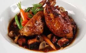 cuisiner du coq recette chignons de cuits facile économique et simple