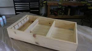 How To Build A Cabinet Box Diy Murphy Bar