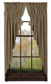 Lined Curtains Diy Inspiration Grain Sack Inspired Curtains Grain Sack Country And Room