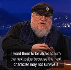 George Rr Martin Meme - george r r martin promises one possibly two books in 2018
