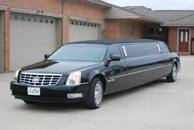 cadillac cts limo black cadillac limousine a one limousine
