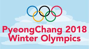 2018 PyeongChang Olympics Infographic