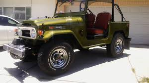jeep rescue green fj40 garage paint job finally done ih8mud forum