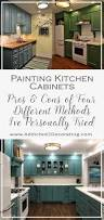 painting kitchen and bathroom cabinets pros cons of four painting kitchen cabinets
