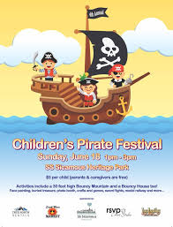penticton pirate festival for families with small kids