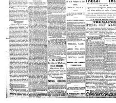 sayville cabinet for the sick sayville weekly news sayville n y 1885 1888 april 21 1888