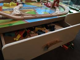 wooden train set table wooden train set table asda http lachpage com pinterest