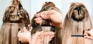 best hair extension method best hair extensions for thin and hair