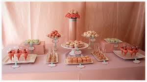 Bridal Shower Dessert Table Real Parties Hiraa U0027s Bridal Shower Bridal Shower Bridal