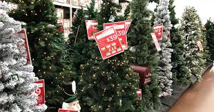 pre lit trees just 39 shipped at walmart five styles