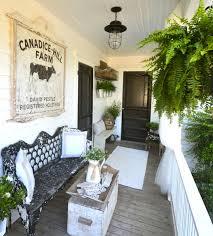 farm house porches 15 dreamy farmhouse porches celebrate decorate