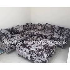 Corner Chesterfield Sofa by The Queen Collection Corner Chesterfield Sofa U2013 House Of Sparkles