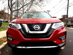 crossover nissan nissan rogue 2017 review photos features business insider
