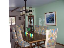 Dining Room Chair Covers Pattern by Dining Room Extraordinary Picture Of Dining Room Decoration Using