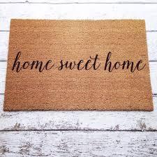 Long Doormats Best 25 Front Door Mats Ideas On Pinterest Farmhouse Doormats