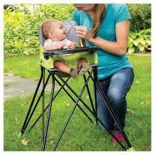 High Sitting Chair Summer Infant Pop N Sit Portable High Chair Target