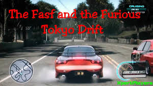 mitsubishi 3000gt fast and furious the fast and the furious scenes midnight club los angeles youtube