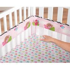 breathablebaby breathable crib liner fits all cribs choose
