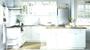 photo de cuisine blanche cuisine equipee blanc laquee ikea nathanespen