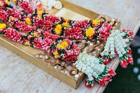 flower garlands for indian weddings flower garlands for indian wedding ceremony in bangkok thailand