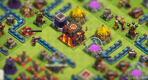 free clash of clans wizard ultimate town hall 10 guide clash of clans land