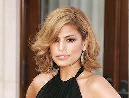 medium length wavy hairstyle medium hair style eva mendes the best celebrity medium