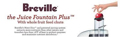amazon com breville je98xl juice fountain plus 850 watt juice
