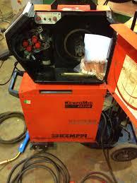 kemppi kempomig 4000w synergic water cooled mig welding machine