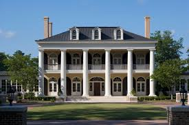 neoclassical homes neoclassical estate bluffton south carolina traditional