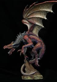 here is the new paint job for the emperor dragon done by jeremy