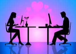 online dating  social media  social networks  match com  eHarmony  POF Adweek